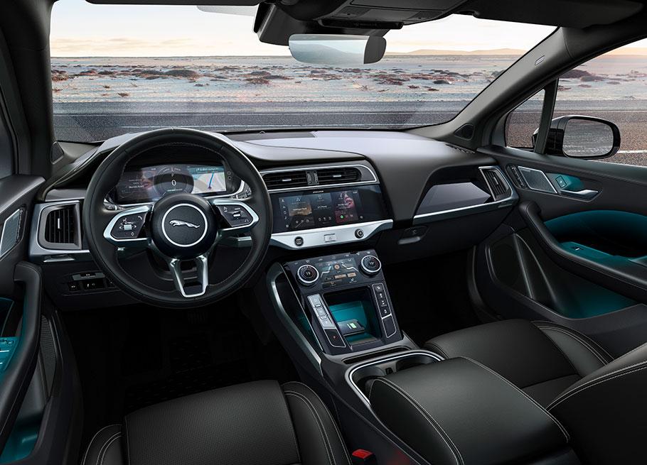 2021 Jaguar I-PACE Black Edition
