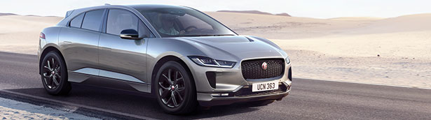 Jaguar announces I-PACE Black Special editions