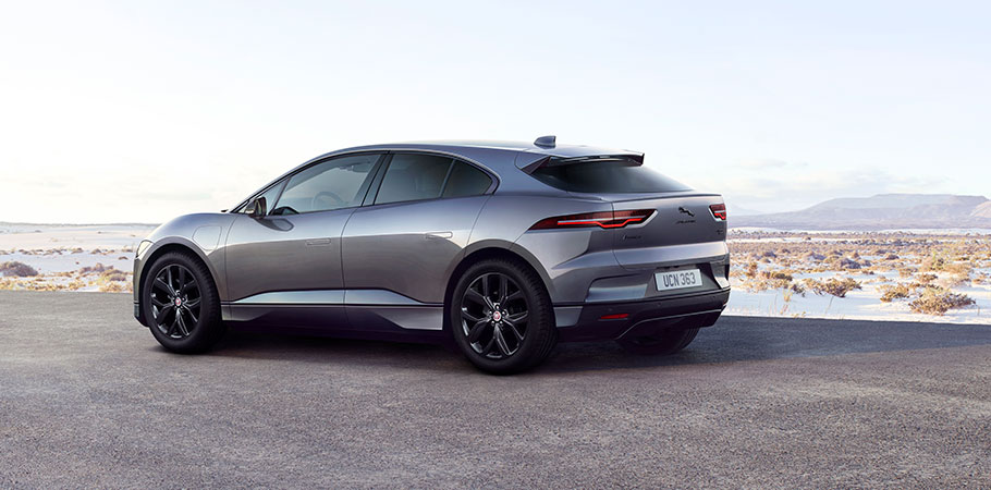 2021 Jaguar I-PACE Black Edition