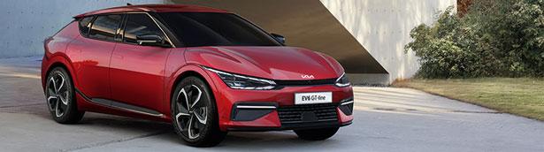 Pre-orders for the new Kia EV6 will close on 30th of April