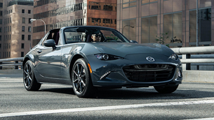 Mazda MX-5 wins 2021 Kelley Blue Book 5-Year Cost to Own Award