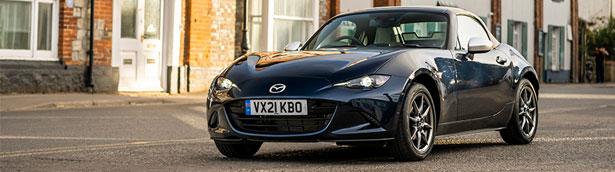 Mazda team presents a new special MX-5 edition