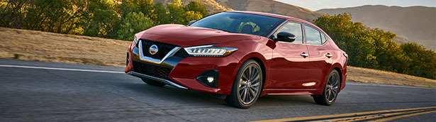 """Nissan Rogue, Pathfinder and Maxima take prizes from PARENTS """"Best Family Cars 2021"""" event"""