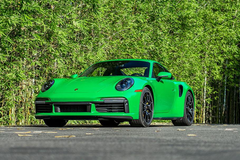 2021 Porsche 910 TURBO