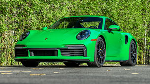 Porsche 911 TURBO is the winner at the 2021 World Performance Cars event