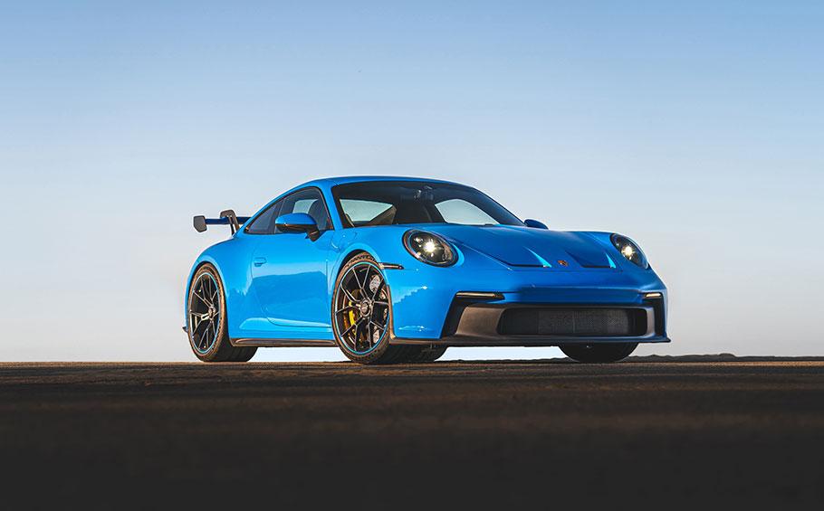 2021 Porsche 911 GT