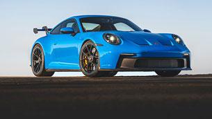 Porsche announces details for new 911 GT's connectivity capabilities