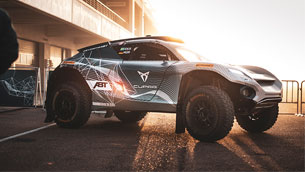 cupra is ready to tackle down the world's toughest terrain