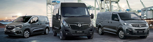 Vauxhall announces new trim level for its commercial fleet models