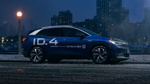 The all-electric VW ID.4 completes its cross-country tour