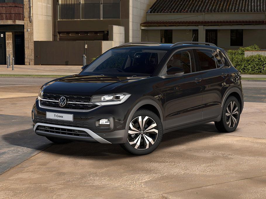2021 Volkswagen T-Cross Black Edition