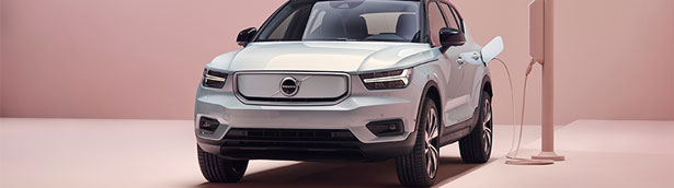 Volvo XC40 Recharge receives a prestigious award from Good Housekeeping
