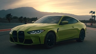 BMW launches a new spot featuring the latest M4 [VIDEO]