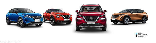 Nissan reveals new 2022 X-Trail lineup