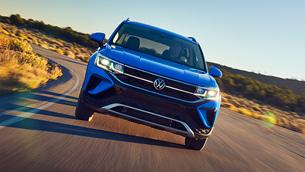 Volswagen reveals EPA-estimated ratings for 2022 Taos lineup