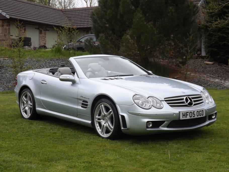 2005 Mercedes-Benz SL55 AMG-F1 (R230)