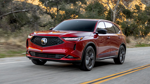 Acura MDX wins TOP SAFETY PLUS award from IIHS