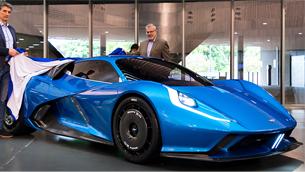 Salon Privé will be the host to the debut of Automobili Estema Fulminea
