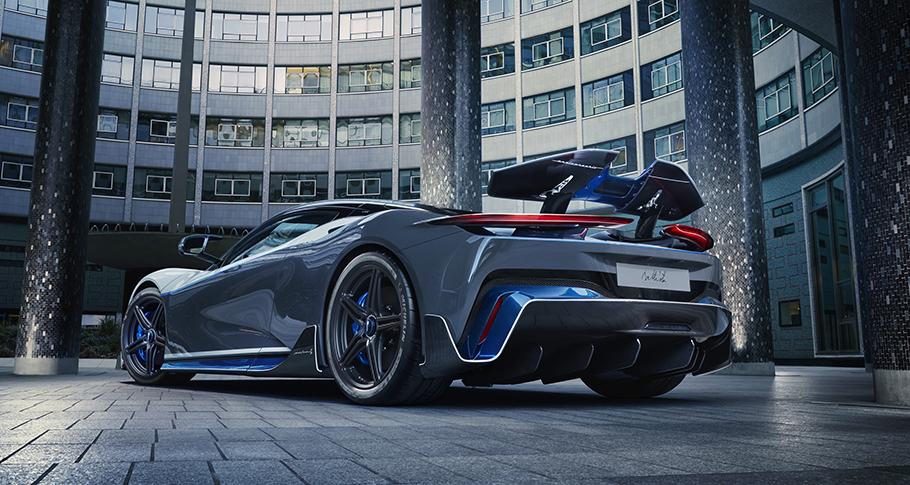 2021 Automobili Pininfarina Battista hyper GT