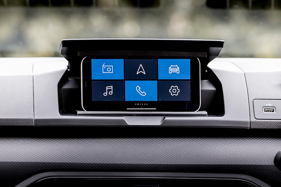 2021 Dacia Media Control