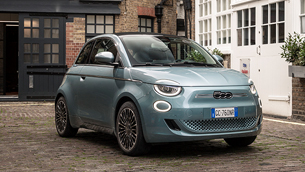 New all-electric Fiat 500 takes home one more prestigious award