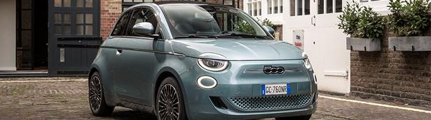 New all-electric Fiat 500 takes home one more prestigious award