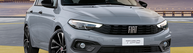 New Fiat Tipo brings sportiness and aggressiveness to the lineup
