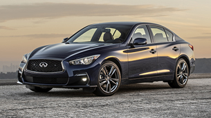 INFINITI announces the exclusive Q50 Signature Edition