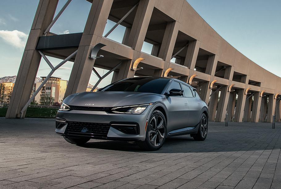 2021 Kia EV6