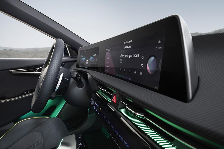 2021-Kia-EV6-Interior
