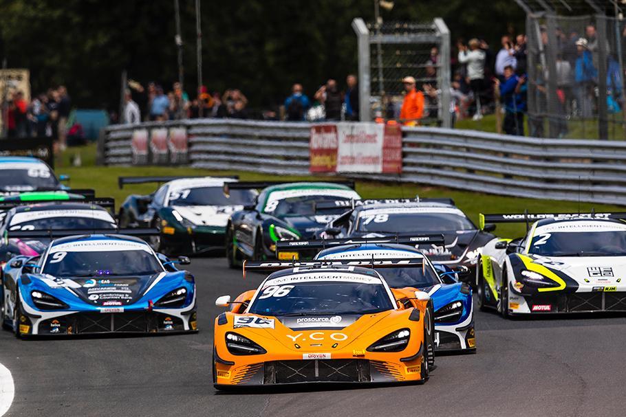 2021 McLaren Pace Car