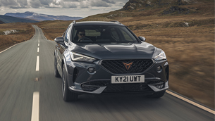 CUPRA presents new models for the Formentor and Leon lineups