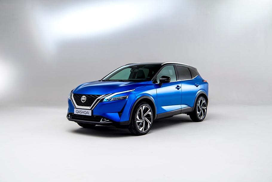2021 Nissan Qasqai