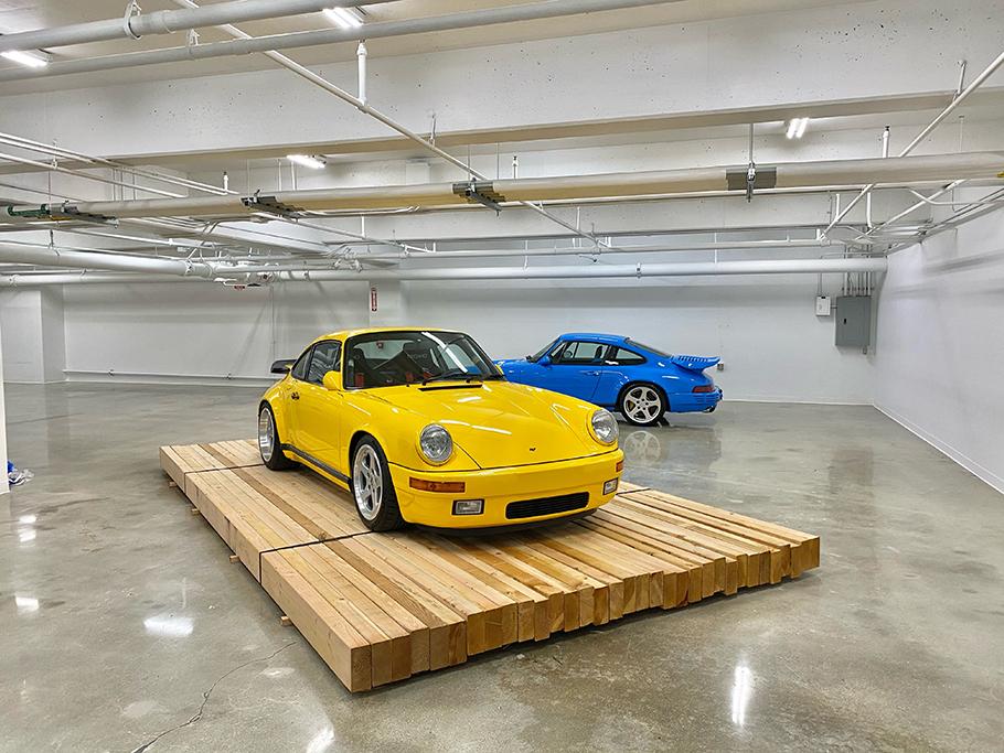2021 Peterson Museum Porsche Exhibition