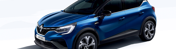 Renault expands the Captur lineup and presents R.S. Line and SE Limited trim levels