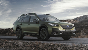 Subaru Outback: a quick technical overview
