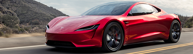 New Tesla Roadster Prototype will be on display at the Petersen Automotive Museum