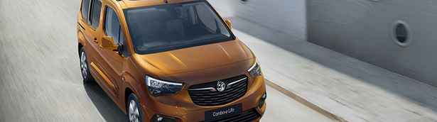 Vauxhall announces details for the new Combo-e Life lineup