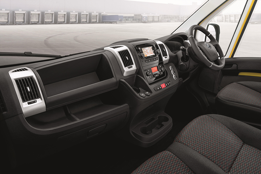 2021 Vauxhali Movano