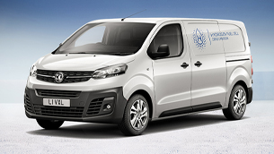 Vauxhall Vivaro-e HYDROGEN offers advanced features and 249 mile range