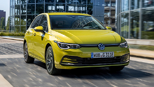 Volkswagen Golf eHybrid Style: a quick overview