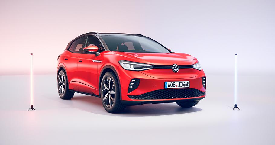 2021 Volkswagen ID. Series