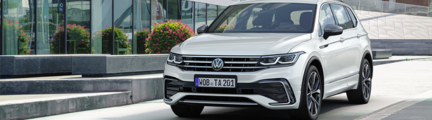New Tiguan Allspace comes with new features and tons of customization options