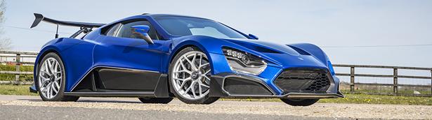 Zenvo reveals new TSR-S hyper car