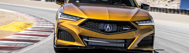 Acura reveals first details for the new TLX S prior to the global debut