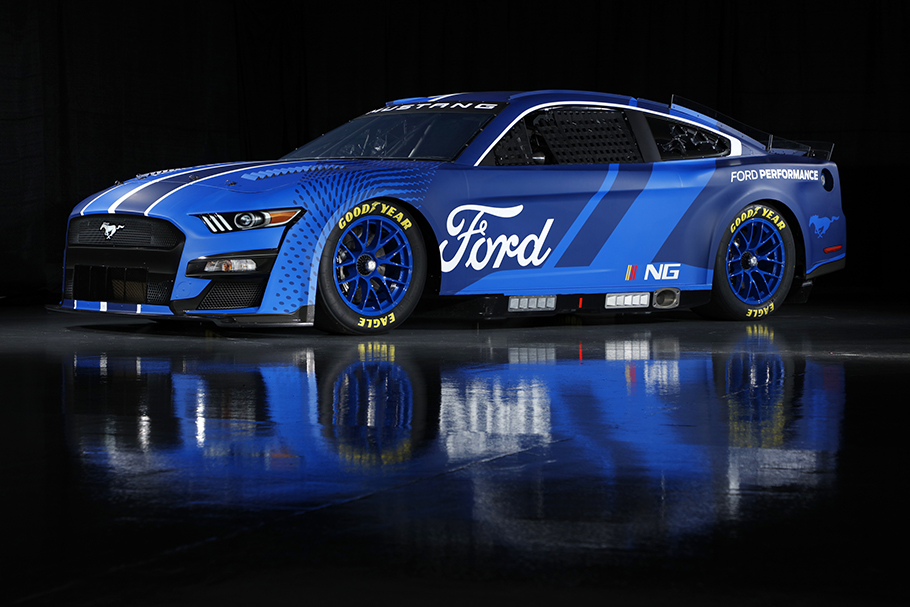 2022 Ford NASCAR Mustang