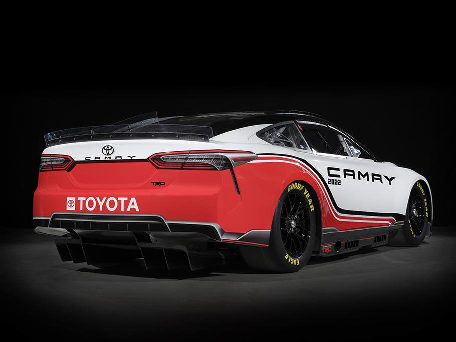 2022 Toyota TRD Camry