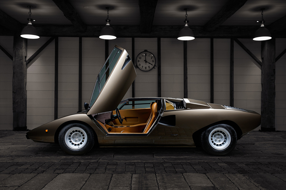 1978 Lamborghini LP400 Countach Periscopio