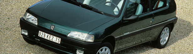 PEUGEOT celebrates 30 years since the unveiling of the first 106 model
