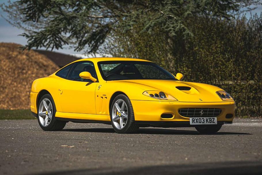 2003 Ferrari 575 MMaranello F1